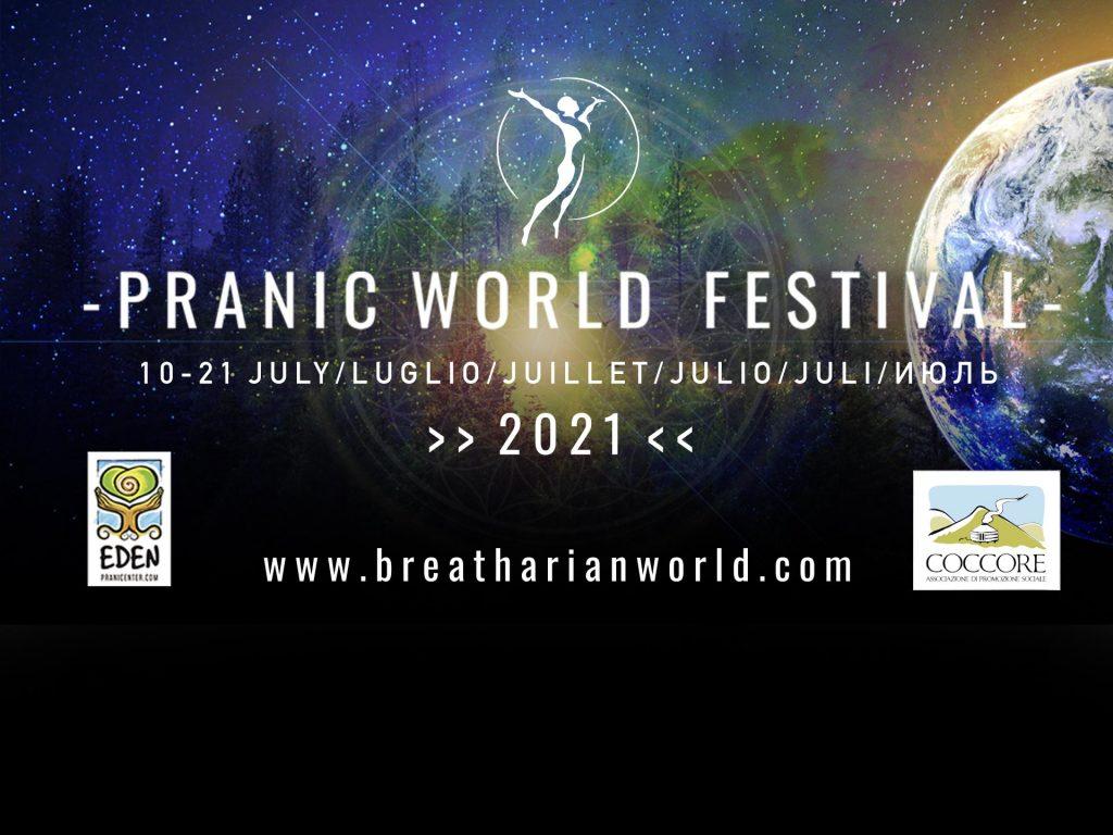 pranic world festival 2021